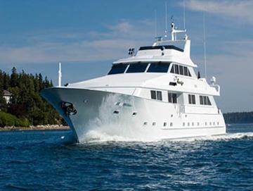 motor yacht sovereign